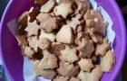 Praznična peka piškotov